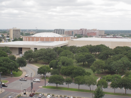 View of Convention Center
