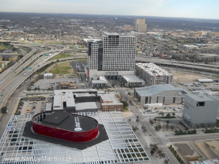 Arts district, including the Winspear, Wyly, and Dallas Performance Hall